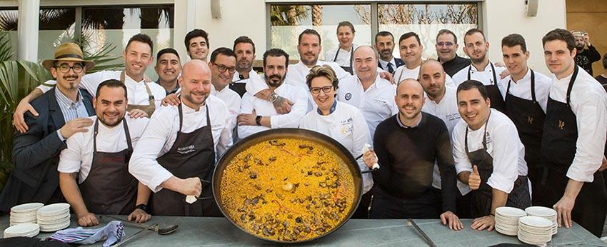 encuentro gastronomico alfonso mira 2019 estrellas michelin