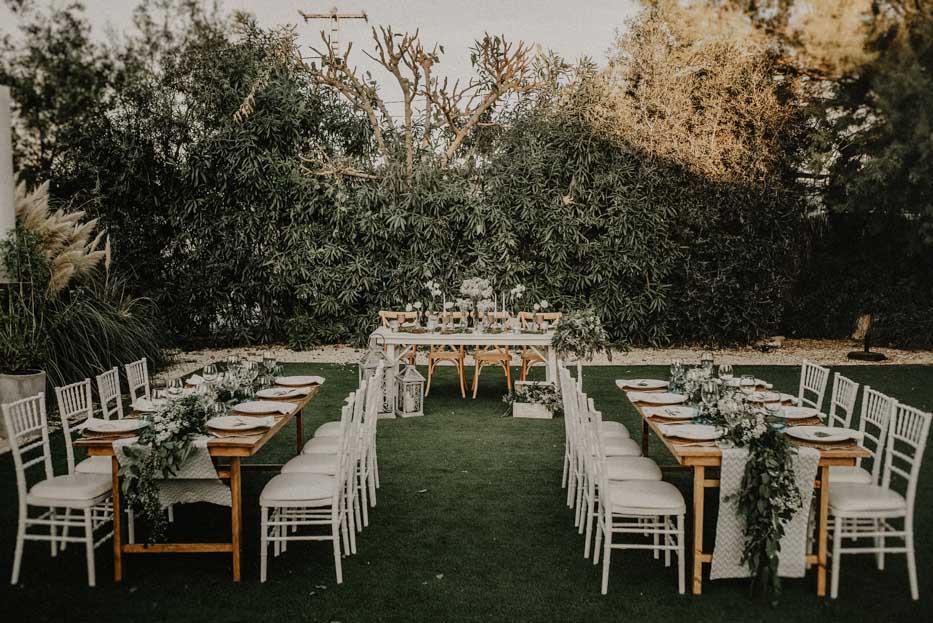 jardines de ensueño para casarse
